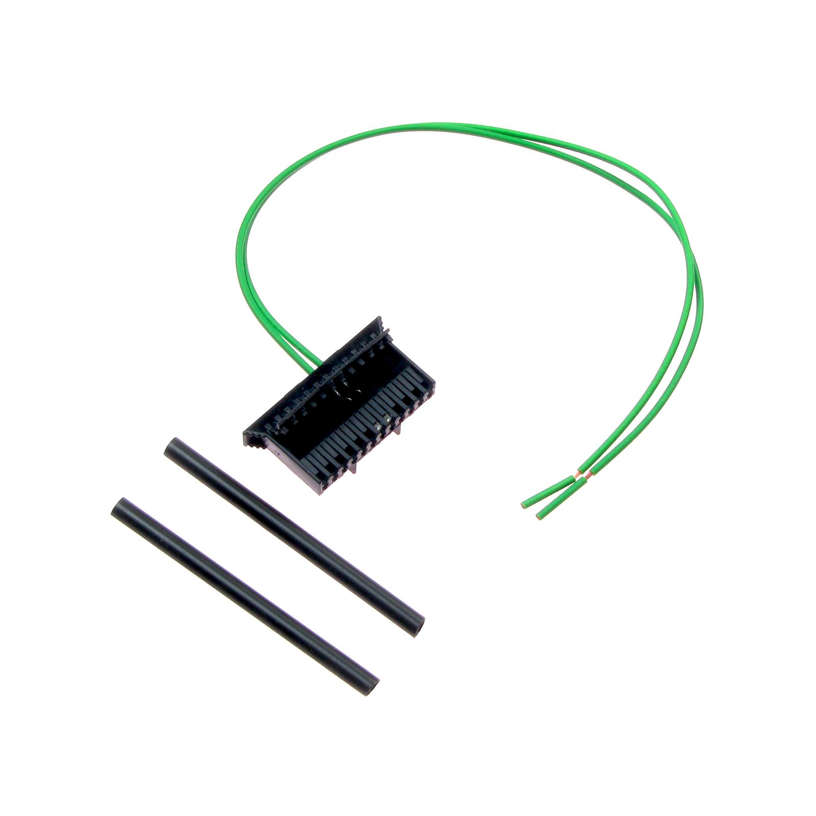 Repair Kit Ppa Black Connector Plug Headlights Fusebox For Renault Fuse Box Megane Ii