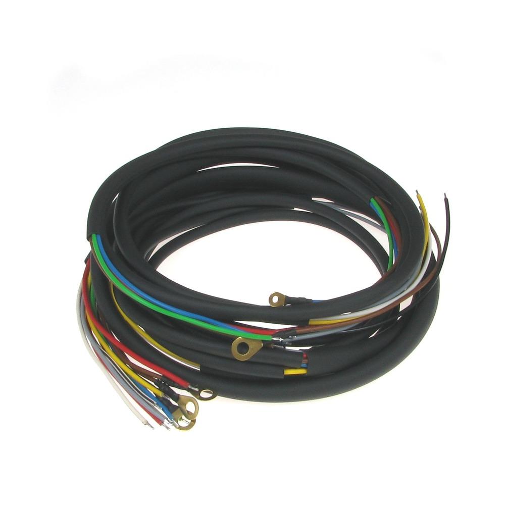 Kabelbaum für BMW R25/3 mit farbigen Schaltplan   eBay