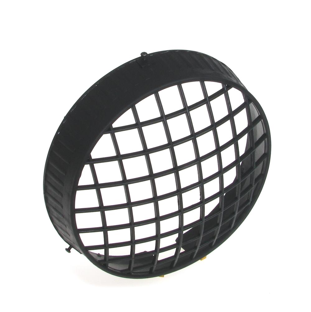 Gitter Scheinwerfer-Rücklicht Schwarz Vespa 50 PK S 9096