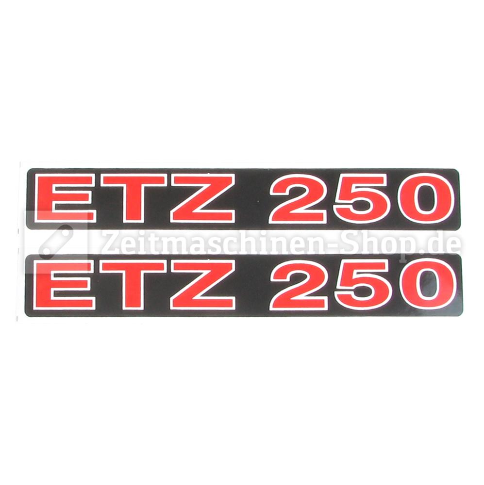 Details Zu 2 St X Aufkleber Für Mz Etz 250 Telegabel 1qualität Uv Beständig Neu