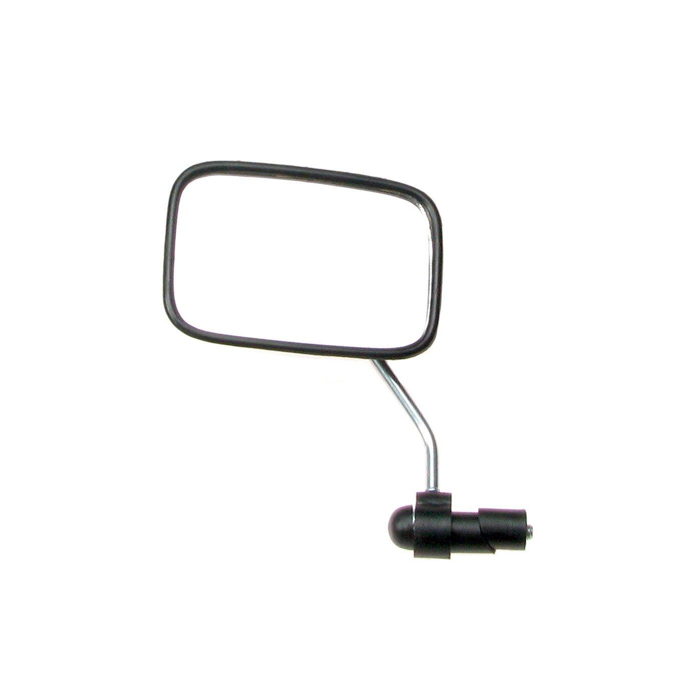 kurz Universal Spiegel M8 // Schelle eckig Form rechts//links für Moped Mofa
