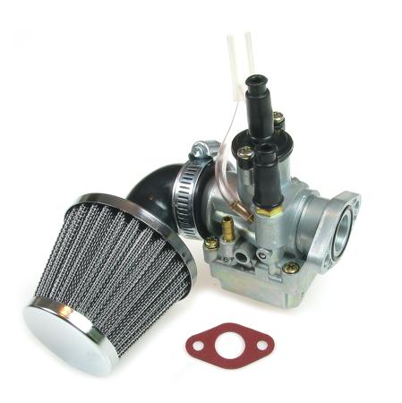 Simson Benzinfilter Metall Chrom Motorrad MZ TS ES ETZ auswaschbar S50 S51 S70