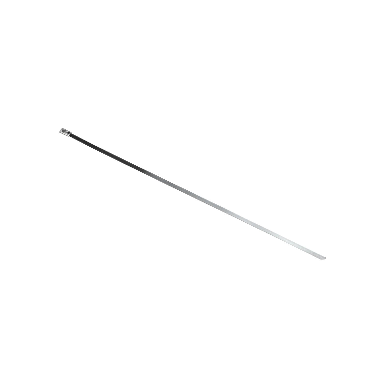 50x Kabelbinder Edelstahl 290 x 4,6 mm - selbstverriegelnd - 10,90 €