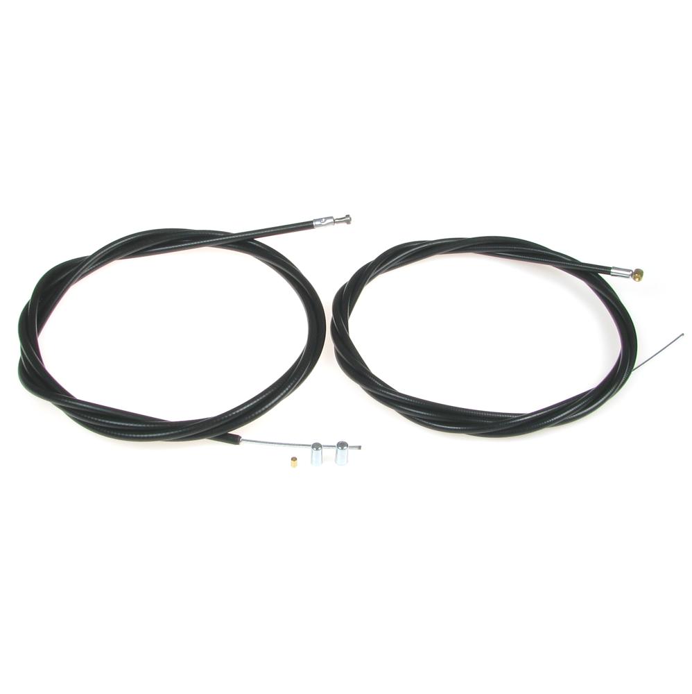 Kupplung Bowdenzug Seilzug Simson Roller SR50 SR80 schwarz deutsche Produktion