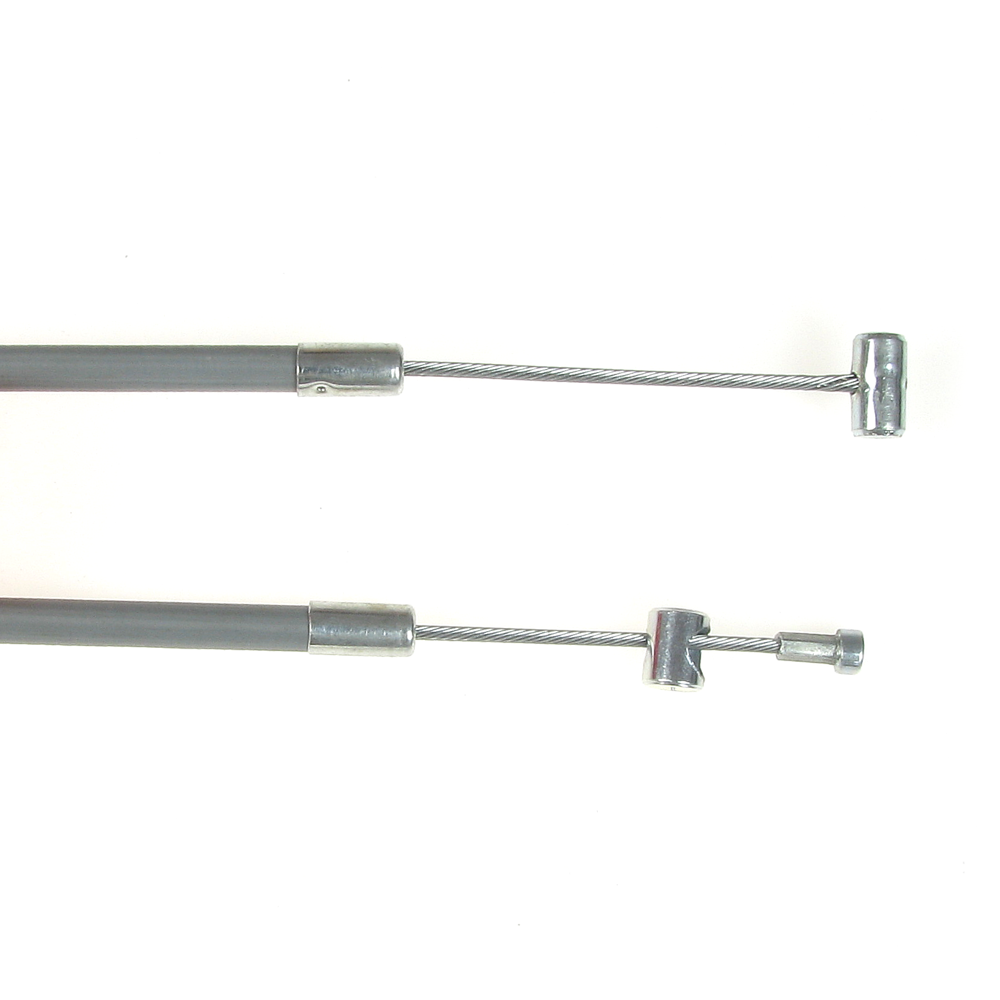 grau Bremszug Bremsbowdenzug passend für NSU Max SPEZIAL