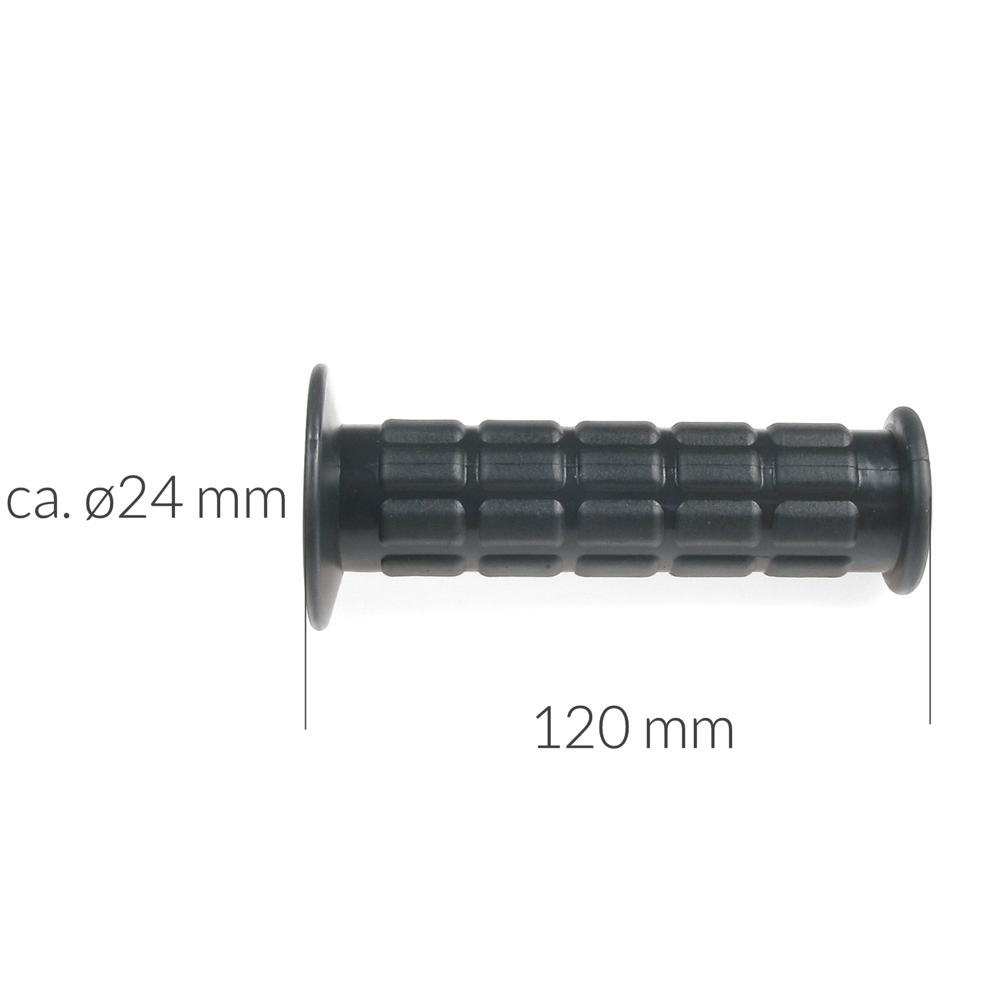 Paar passend für Simson S50 S51 S53 S70 S83 SR50 SR80 Griffgummis Lenkergummi