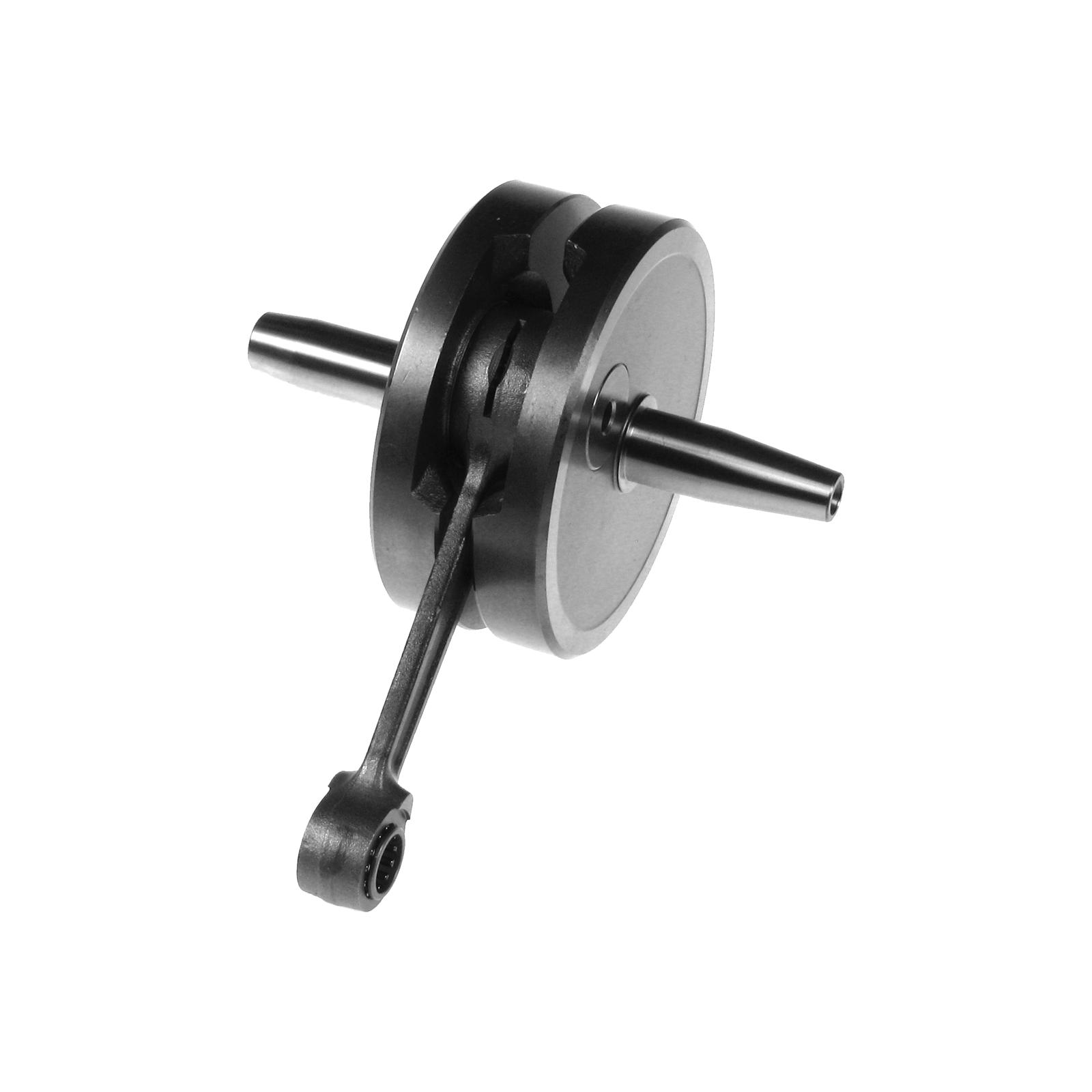 Kurbelwelle mit Nadellager für passend für MZ ETZ 125 150 vollständig