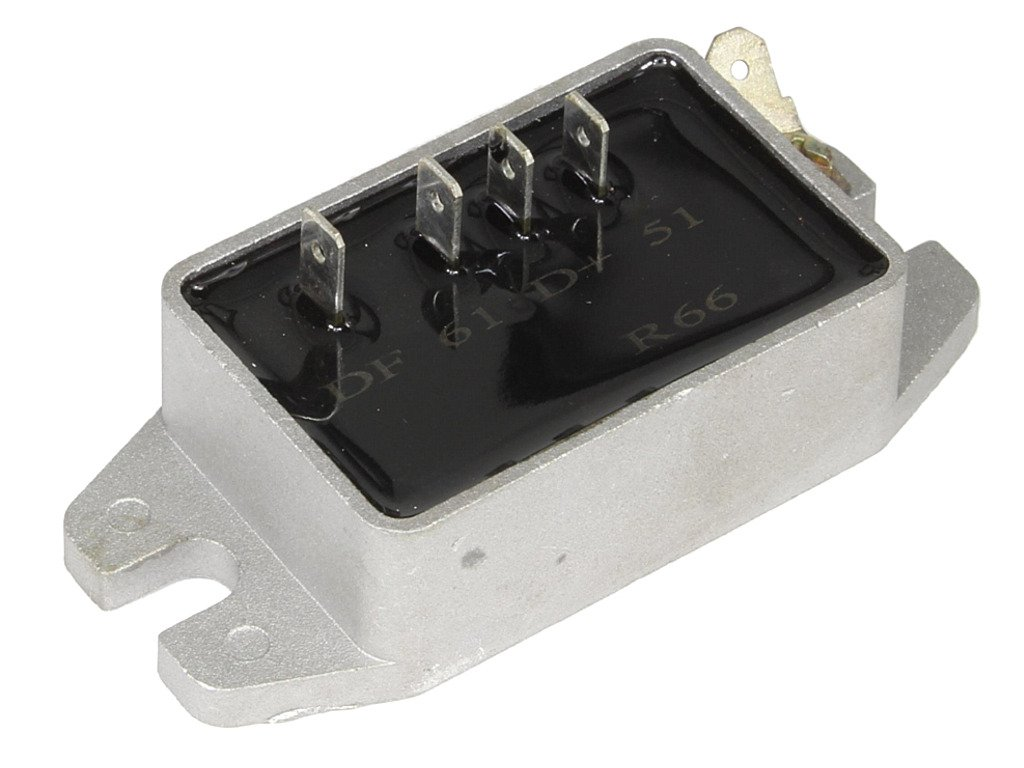 Laderegler Regler elektronisch elektronik 12V pasend für MZ ETZ 125 150 250 251